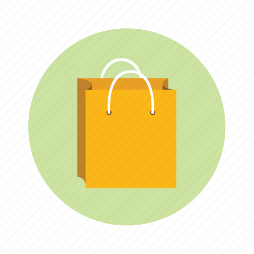bag, paper bag, sale, shopping icon