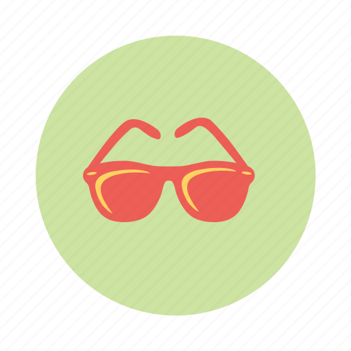eyewear, glasses, goggles, specs, spectacles, sunglasses icon