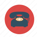communication, phone, telephone icon