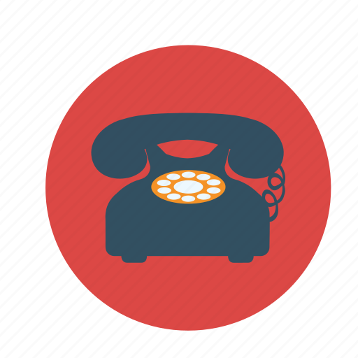 Communication, phone, telephone icon - Download on Iconfinder