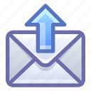 email, mail, send