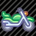 motorbike, bike, motorcycle