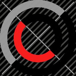 analytics, chart, diagram, graphic icon