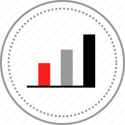data, seo, up, web icon