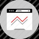 clicks, web, www icon