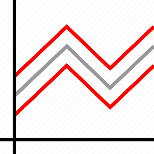 chart, data, graphic, web icon