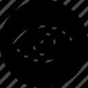 eye, menu, nav, navigation, views icon