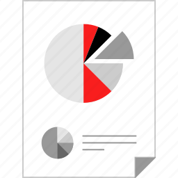 business, deal, numbers, sales icon