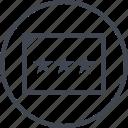 document, file, page, stars, three icon