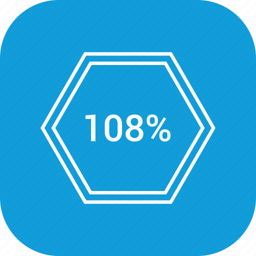 count, graphic, info, number, one hundred eiight icon