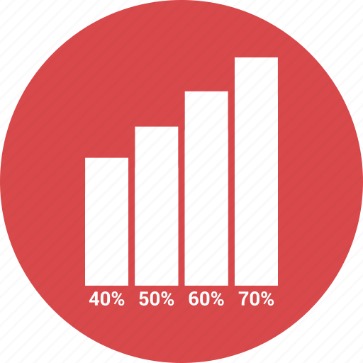 bar chart, bar graph, graph, graph bars icon