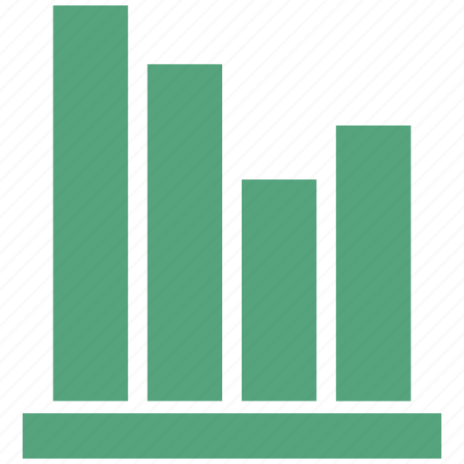 bar, bar chart, business, chart, graph, growth chart, infographic icon