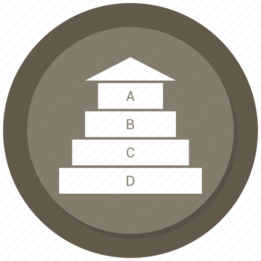 bar chart, graph, pie, pie graph, statistics icon