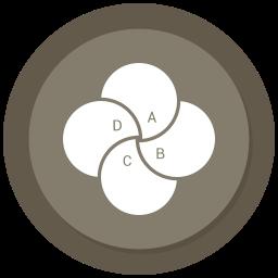 analytics, pie chart, report icon