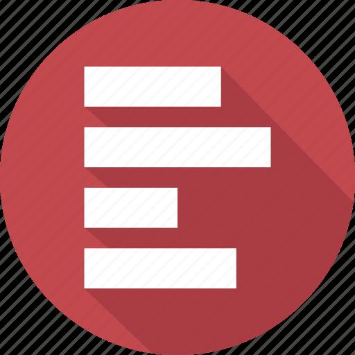 asset, growth, report, statistics icon