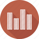 analytics, graph, report, statistics icon