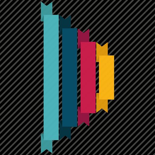 business, growth, pie, revenue icon