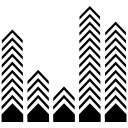 graph, bar, chart icon