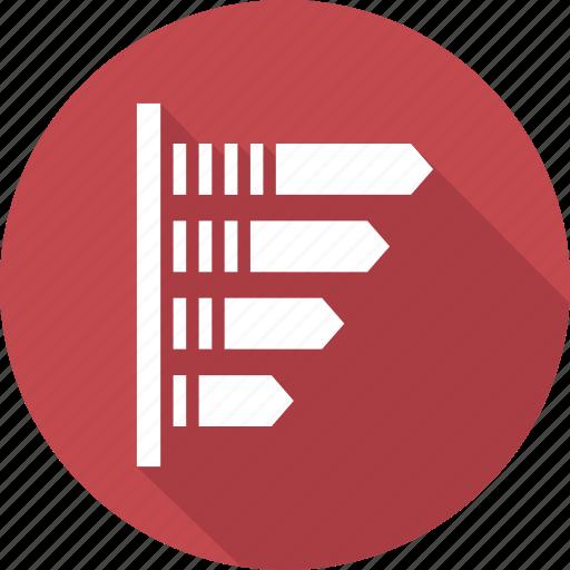 bar chart, bars, pie, pie chart, statistics icon