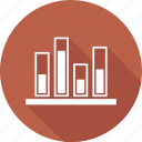 business growth, graph, business graph, growth chart icon