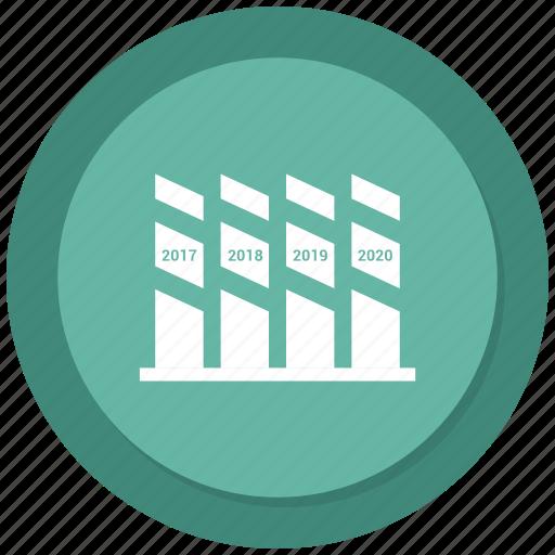 analytics, business, infographic, trends icon