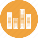 analysis, business, chart, diagram icon