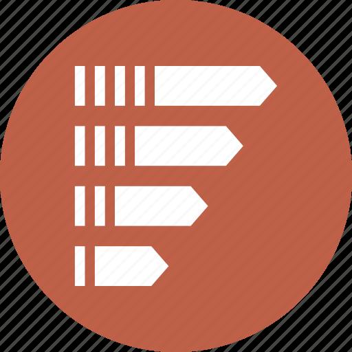 analytics, bar, chart, growth, growth bar icon