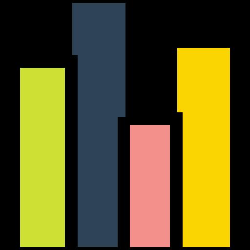 Bar, bar chart, chart, diagram icon - Free download
