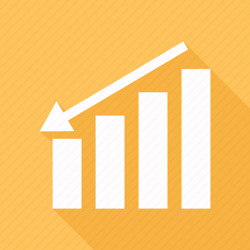 analytics, bar, chart, increase, infographic element icon