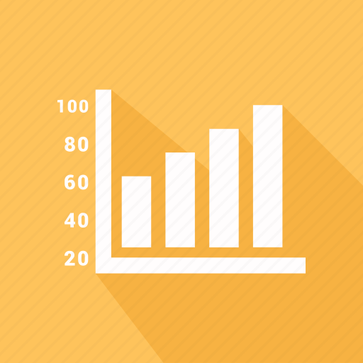 business graph, business growth, graph, infographic element icon