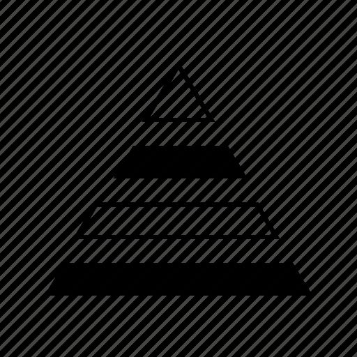 Analytics, bars, chart, graph, growth, statistics, pyramid icon - Download on Iconfinder