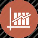 chart, graph, profit, report