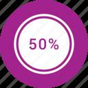 info, 50, data, 50 percent, graphics, fifty