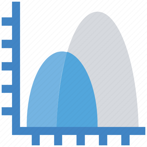 Analysis, info, peaks, reports, research icon - Download on Iconfinder