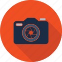 camera, digital, multimedia, photophotocamera, technology, video icon