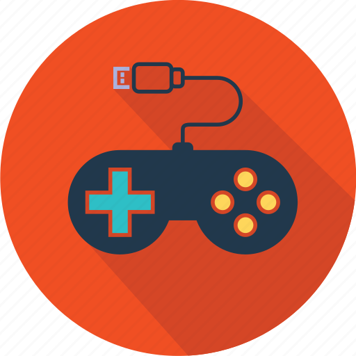 computer, console, game, gamepad, internet, technology, video icon