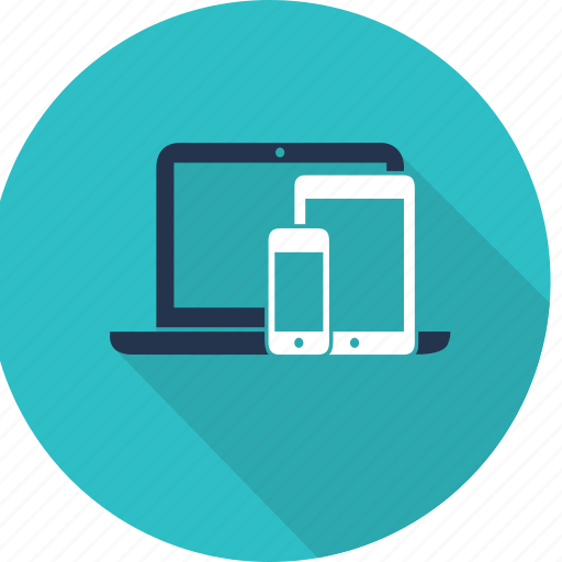 computer, internet, laptop, network, pc, smartphone, tablet icon