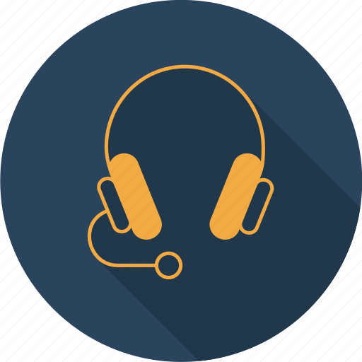 Device, headphone, microphone, music, sound, speaker, technology icon - Download on Iconfinder