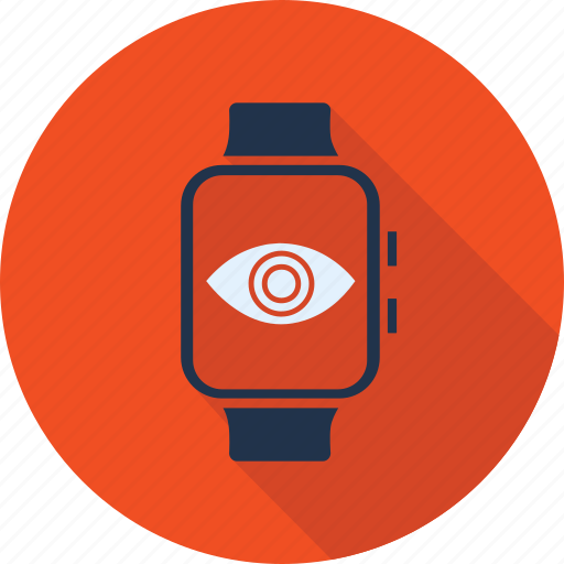 Apple, communication, computer, eye, internet, technology, watch icon - Download on Iconfinder