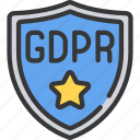 gdpr, information, protection, security, shield