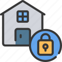 lock, security, home, information