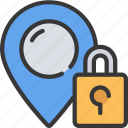 information, location, lock, secure, security