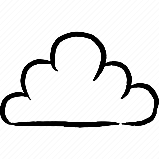 big data, cloud, cloud technology, data, hand drawn, host, weather icon