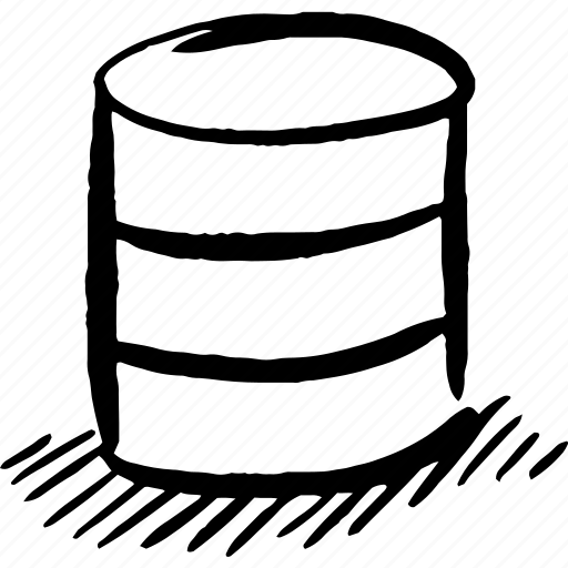 communicate, connected, hand drawn, online, server, service, share icon