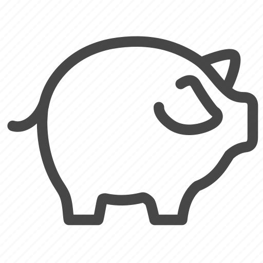animal, flesh, food, ingredient, meat, pig, pork icon