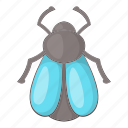 cartoon, drawing, fly, hum, insect, legs, objectsmall icon