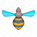 bee, cartoon, fly, honey, nature, objectinsect, yellow