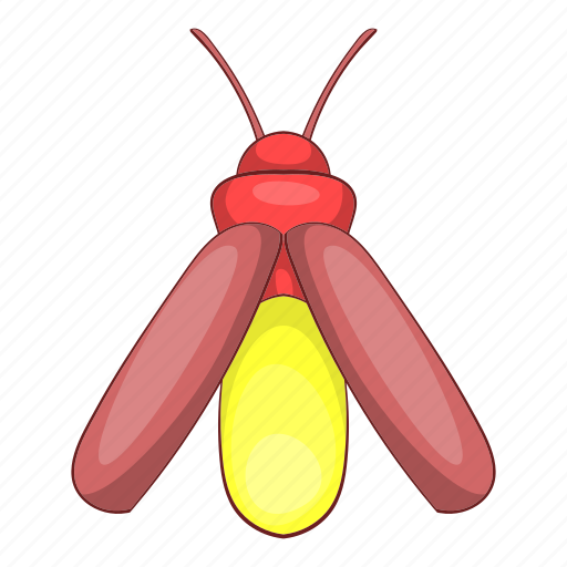 cartoon, fly, gnat, insect, midge, mosquito, wing icon