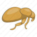 animal, bite, cartoon, flea, insect, parasite, pest icon