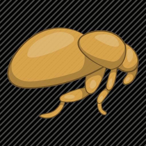 animal, bite, cartoon, flea, insect, parasite, pest icon